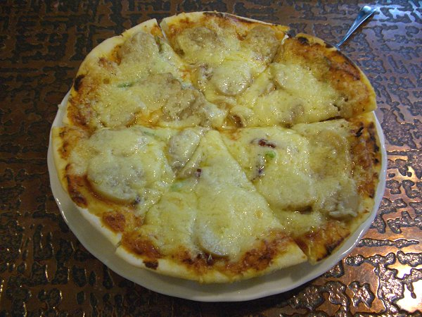 ピザの店ベルペイ