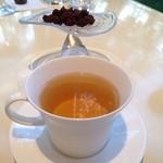 レストラン・アスペルジュ - 紅茶