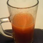 佐藤農園農産物直売所 - 濃厚なトマトジュースですよ♪