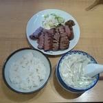 牛たん炭焼き 利久 泉本店