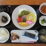 宮浜リフレクラブ - 料理写真:朝食