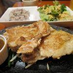 ブッチャーズ☆グリル - 若鶏のステーキW_2015/07