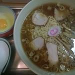 40316533 - 2015.7 中華麺+生たまご