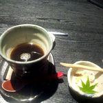 和彩 花水木 - デザートとコーヒー