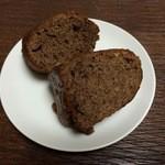 もんぺとくわ - ココアバナナ(ケーキ)