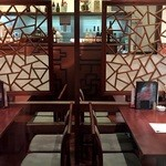 中華料理 明和酒家 - 明和酒家店内内観