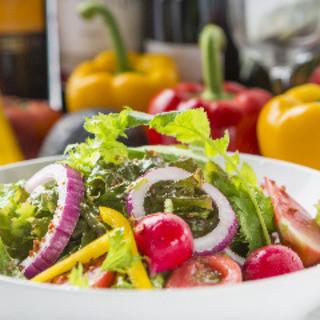 【新鮮】契約農家から仕入れる野菜