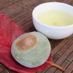かじか - 料理写真:焼き餅