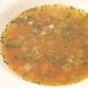 ローズソヴァージュ - 料理写真:スープペイザンヌ(田舎風スープ)