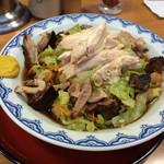 北海屋 - ちゃんぽん風冷麺 720円