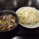 真打 - 肉汁うどん並(650円)_2010-05-23