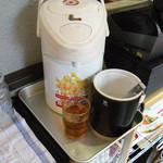 サンライズ - セルフの麦茶