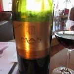 ワインカフェ京都烏丸 - このワイン、おいしくて2人で1本あけました。他のワインもグラスでいろいろ頂きました。