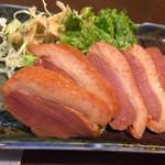 そばよし - 鴨ロース味噌漬け
