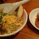 40336711 - 韓国冷麺 ホルモン(味噌)