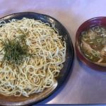 40336803 - 夏限定 塩つけ麺