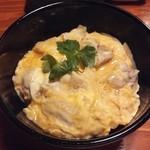 秋田きりたんぽ屋 - 比内地鶏親子丼