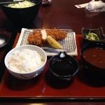40339450 - ロースかつ定食