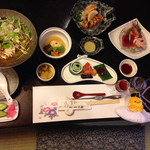 旅館 一乃松 - 料理写真:夕食