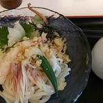 40343185 - 「えび天おろしうどん」(680円)