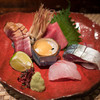 Shushimon - 料理写真:お造里 盛合せ