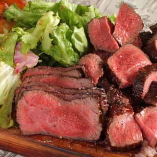 大阪NO.1【ぶ厚いステーキ】を目指して・・・