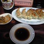 ラーメン日本一 - 餃子&ビール