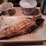 居酒屋 くじらい - 鯖の塩焼き