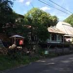 龍神地釜とうふ工房 るあん - 2015年7月25日。訪問