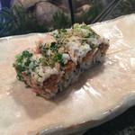 みなと寿司 - 納豆巻き