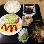 里ん田 - とある日のそば定食(2)