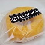 黒船菓子店 - ふたバナナ焼きどーなっつ 200円 (^^b 千葉産のバナナ利用ですw