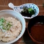 割烹竹万 - 食事