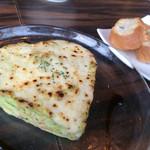 40354630 - アボカドとサーモンのチーズ焼き