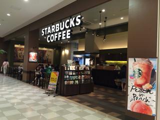 スターバックス コーヒー けやきウォーク前橋店