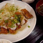 40355979 - ねぎおろしカツ定食