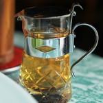 喫茶マドラグ - ガムシロの容器がまたいいですね
