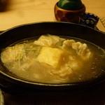 懐石料理 桝田 - 鱧小鍋