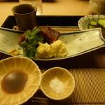 懐石料理 桝田 - ステーキ