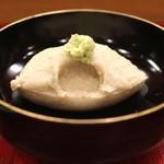 志ま平 - 蕎麦がき (2015/07)
