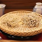 志ま平 - 二色せいろ (2015/07)