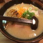 40357646 - 名物 餃子ラーメン(醤油)