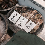 魚や 粋 - 牡蠣新鮮です