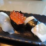 米すし - 、イカ、いくら、平貝