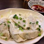 麺屋 集 - 水餃子
