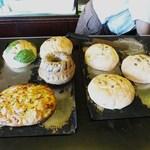 カド - テイクアウトのパン
