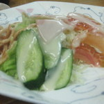 キコク食堂 - おかんの野菜サラダ