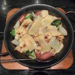 一瑳 - ラクレットチーズのお野菜パングラタン