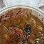 スープカレー モンキー マジック - デリバリー☆厚切りベーコン