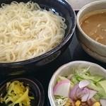 舞心 - カレーつけ麺(そうめん)¥650-